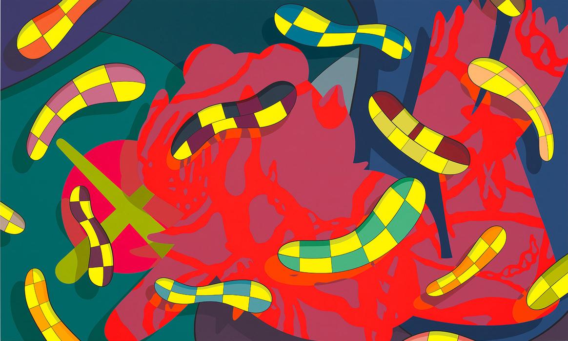 Kaws Wallpaper Wallpapers Pc