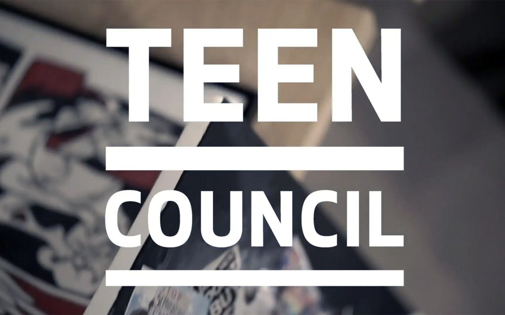 Teen Council Logo used as Applebaum Exhibit