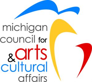 Michigan Council for the Arts and Cultural Affairs logo