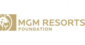 MGM Resorts Foundation Logo