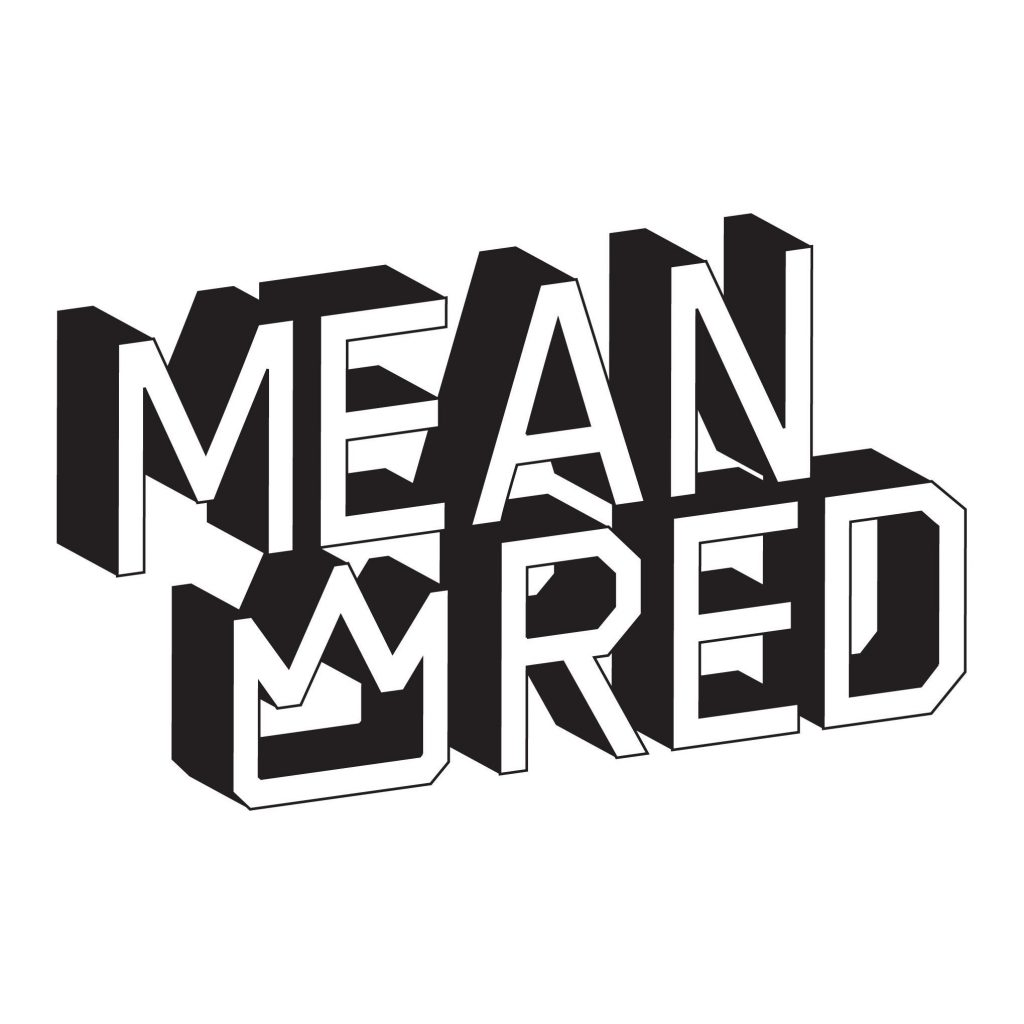 Mean Red Logo